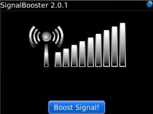 Signal Booster Blackberry